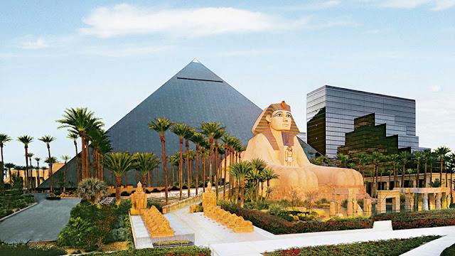 Dicas de Las Vegas: Hotel Luxor Las Vegas