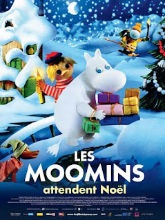Moomins and the Winter Wonderland/Muumien taikatalvi