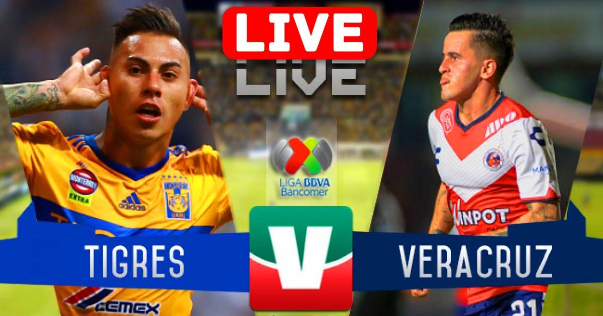 Veracruz vs Tigres UANL