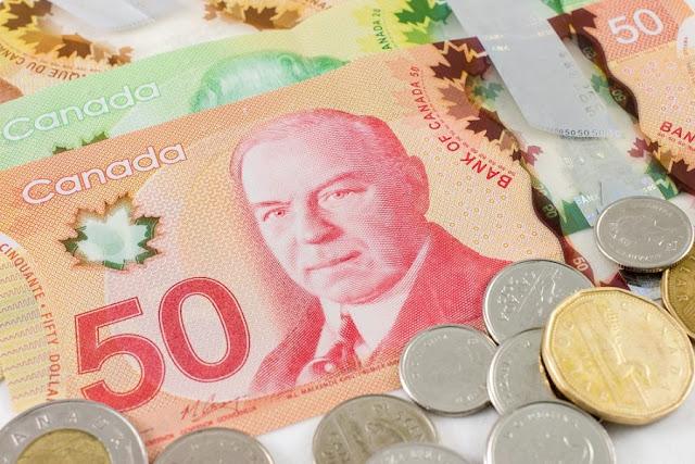 Como levar dinheiro para Montreal