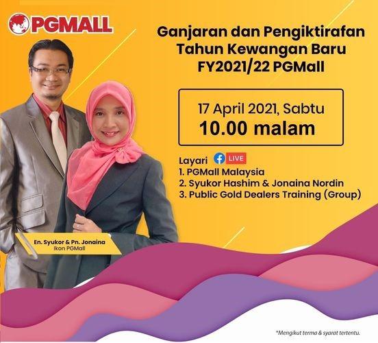 Seminar PG Mall
