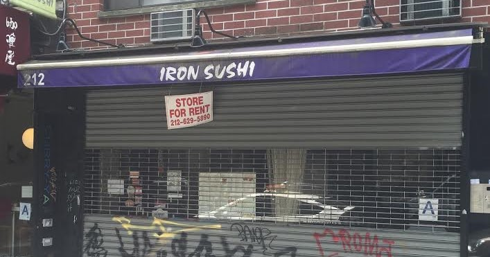 Sushi Restaurants Upper East Side Nyc
