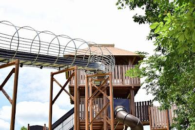 吉野ケ里歴史公園の遊具