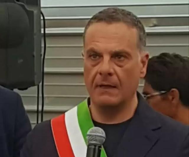San Severo (Fg), recapitata al sindaco Miglio busta con proiettili