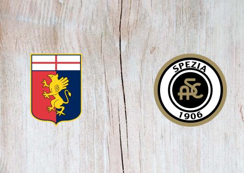 Genoa vs Spezia -Highlights 24 April 2021