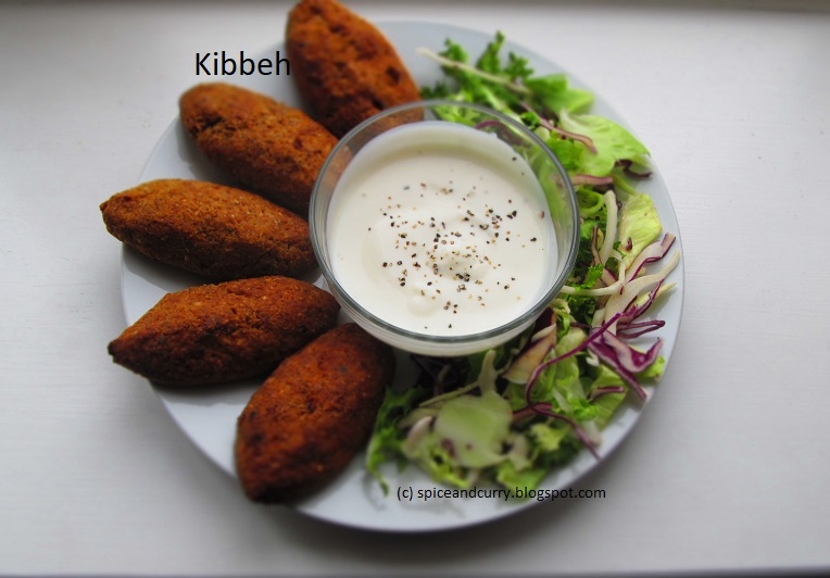 how to make lebanese kibbeh