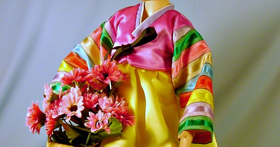 Beach Baby Doll S Blog Korean Hanbok Jeogori Jacket And