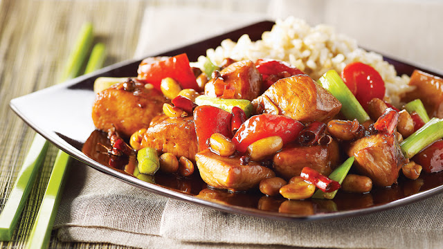 Chicken Kungpao Recipe