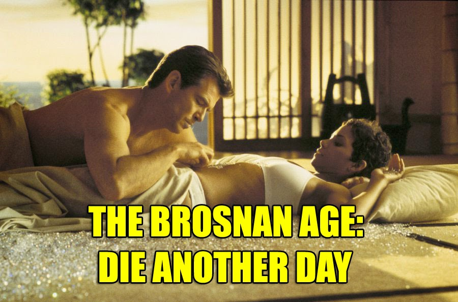 Die Another Day review Haphazardstuff Pierce Brosnan Halle Berry