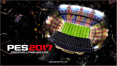 PES 2017 Startscreen HD for PES 2013