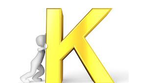 Apa itu Maksud dan Arti Huruf K yang Berada di Belakang Angka?