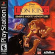 Free Download Game Disney's The Lion King II Simba's Mighty Adventure PS1