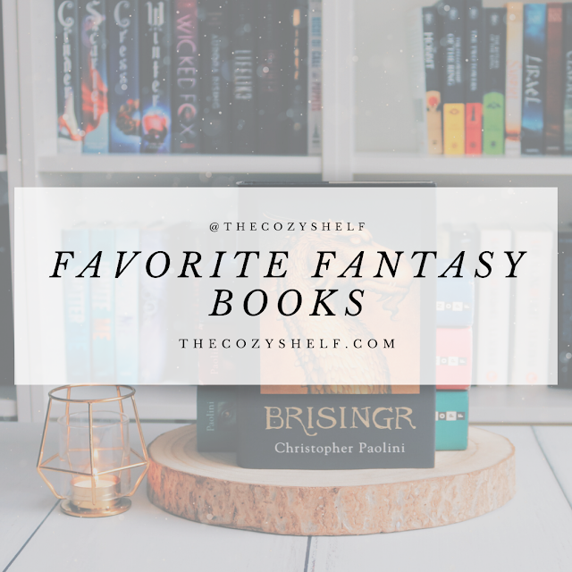My favorite fantasy books