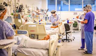 Covid: Variante acelera intubação de jovens e SP orienta procurar ajuda no 1º dia de sintomas