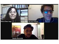 """Colegio de Periodistas da inicio al ciclo de conversaciones """"Más Voces, Más Democracia"""" con la participación del periodista Mauricio Weibel"""