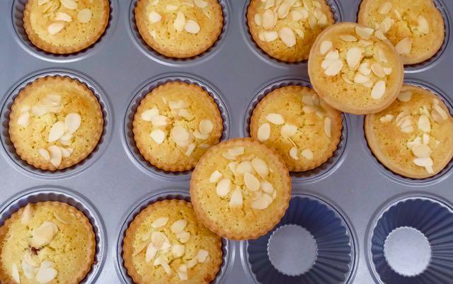 Mini Bakewell Tarts