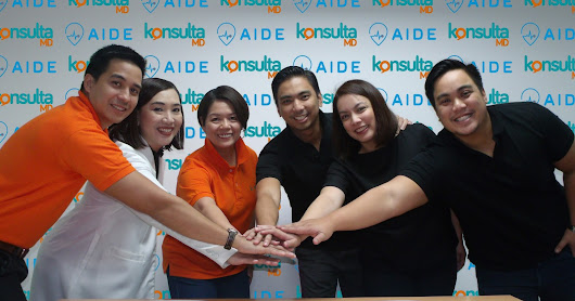 Have a Doctor Available via Phone or at Your Doorstep with KonsultaMD, AIDE Partnership