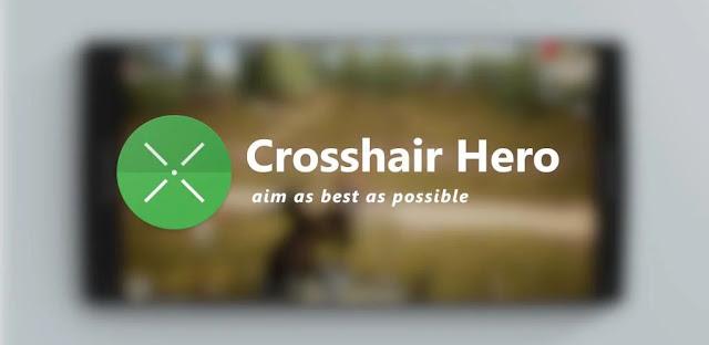 تنزيل Crosshair Hero 7.2.0 أداة محاكاة رموز الألعاب لنظام الاندرويد