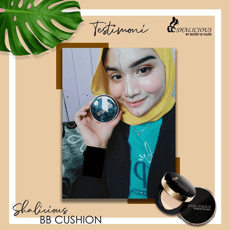 BB Cushion Shalicious