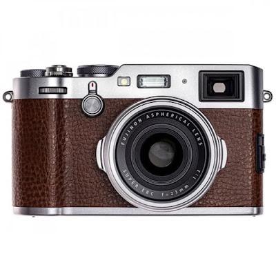Fujifilm X100Fミラーレスデジタルカメラファームウェアのダウンロード