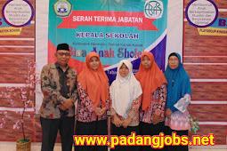 Lowongan Kerja Padang November 2017: Yayasan Anak Sholeh 85