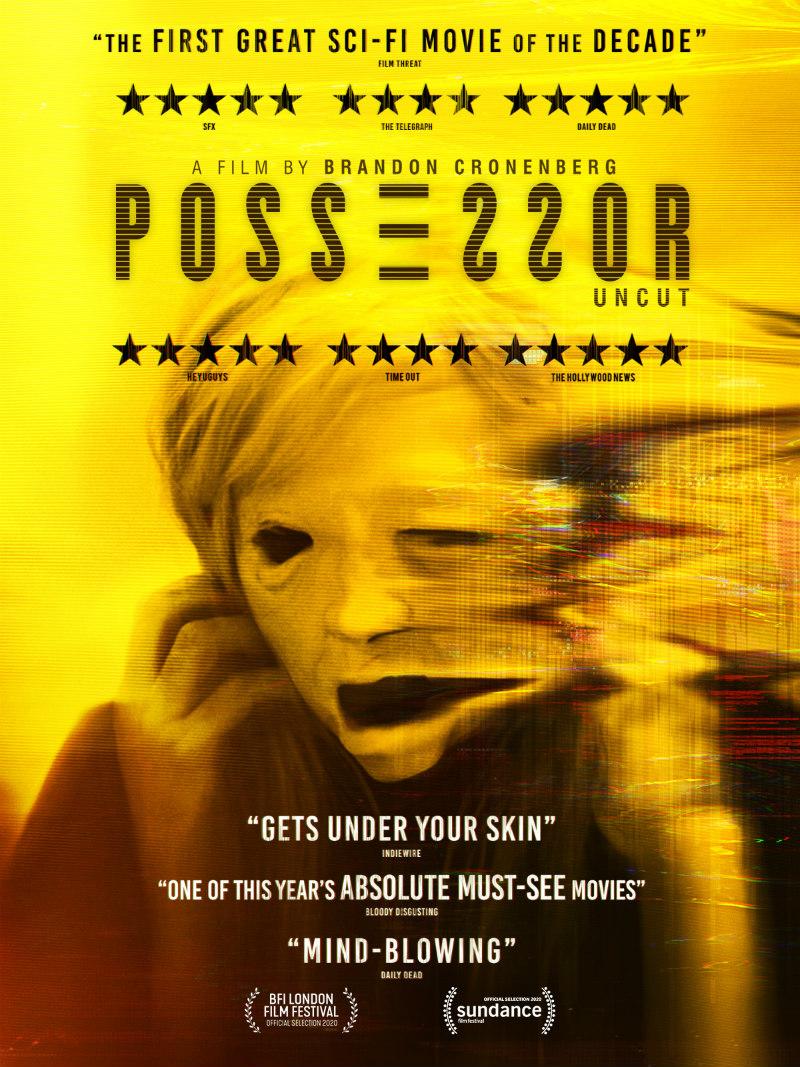 possessor poster