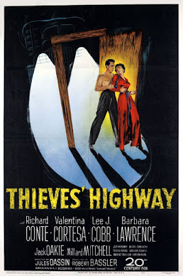 Les bas fonds de Frisco (Thieves' highway) Jules Dassain 1950
