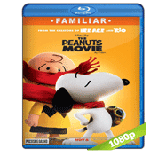 Snoopy y Charlie Brown: Peanuts La Pelicula (2015) Full HD BRRip 1080p Audio Dual Latino-Ingles 5.1