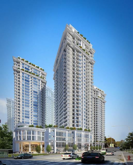 Dự án chung cư Bel Air Hà Nội