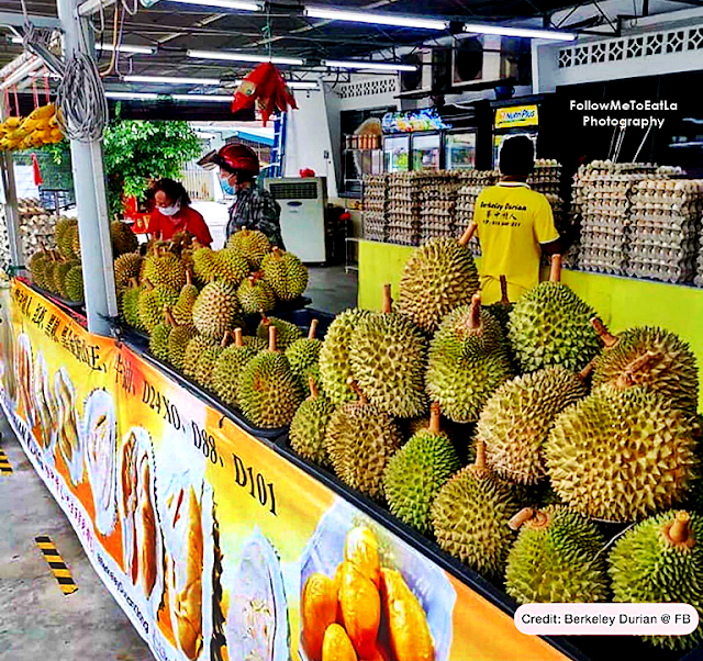 Berkeley Durian, Klang