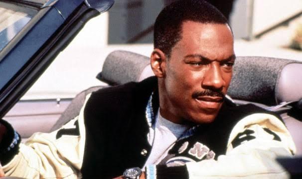 Eddie Murphy em Um Tira da Pesada 3/Paramount Pictures/Reprodução