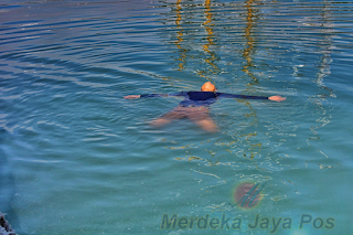 SATKOR KOARMADA II GELAR LATIHAN SEA SURVIVAL