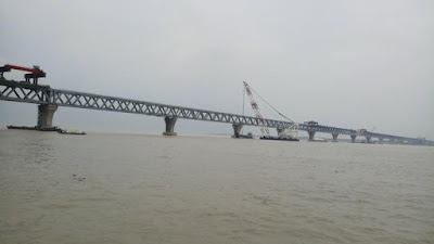 Padma bridge latest picture 2021