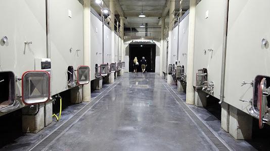 Domaine Coudoulis Production Area