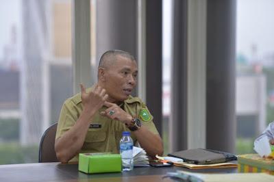 Kadisdik Riau: Besok 2.095 Guru SMA/SMK dan SLB di Pekanbaru Jalani Vaksin Covid-19