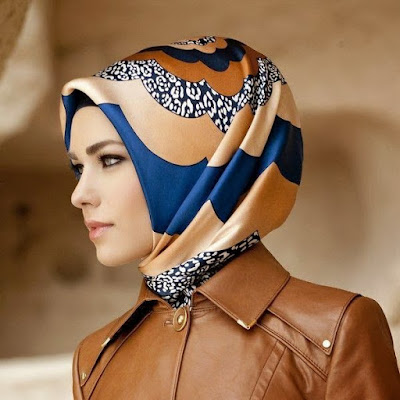 Foulards hijab  2017