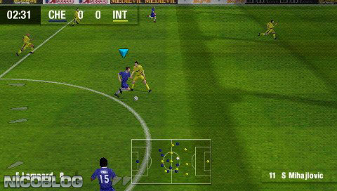 Download game World Tour Soccer - Challenge Edition PSP for PC - Game Tegal
