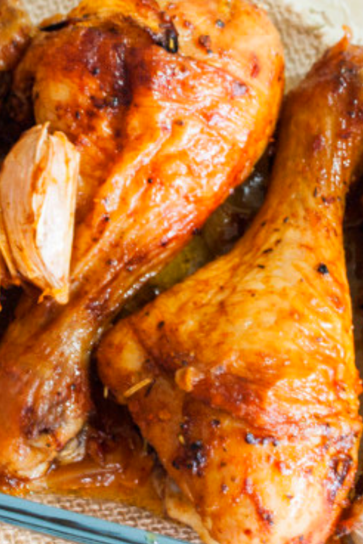 Easy Baked Chicken Drumsticks Recipe
