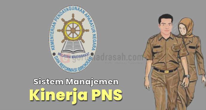 Permenpan dan RB Nomor 8 Tahun 2021 tentang Sistem Manajemen Kinerja PNS