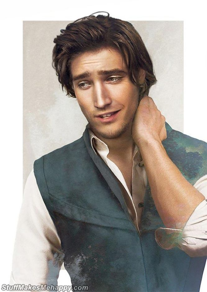 Flynn Rider from Rapunzel