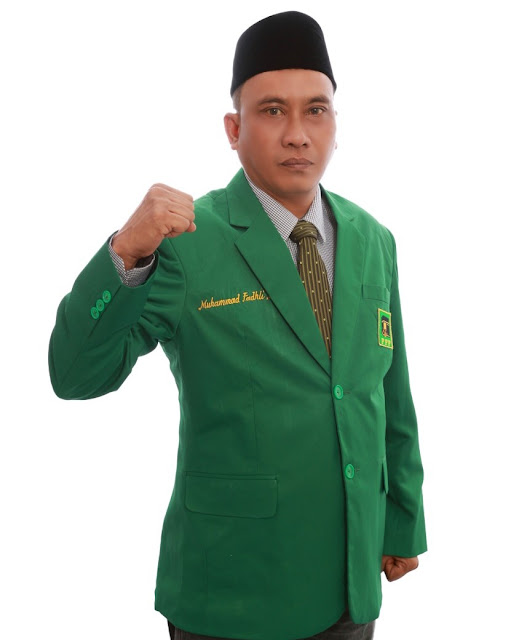 Menjelang Muscab, Muhammad Fadhli Siap Calon Diri Sebagai Ketua DPC PPP Kota Batam