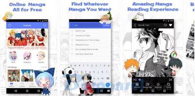 aplikasi android untuk baca komik terbaik