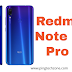 Redmi Note 7 Pro Mobiles 6 GB RAM Price And Specification