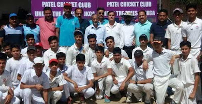 1st Patel Memorial T20 Invitational Cup