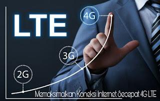 Cara Memaksimalkan Kecepatan Koneksi Internet 3G secepat 4G LTE di Android