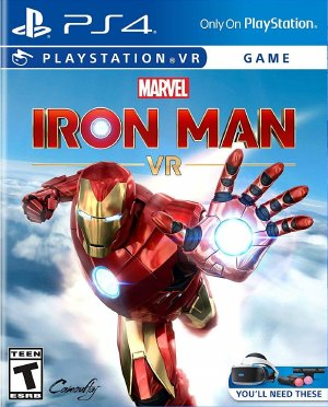 Marvels Iron Man VR Arabic