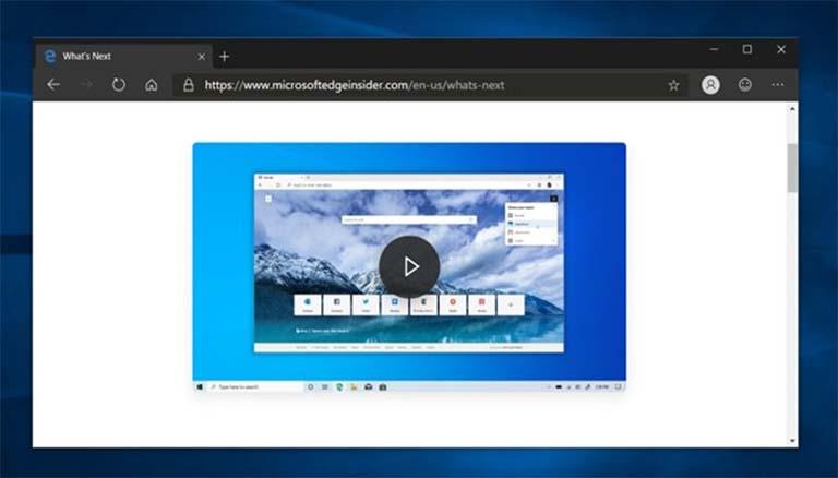 Microsoft Sedang Meningkatkan Dukungan Sensor Windows 10 Untuk Chromium