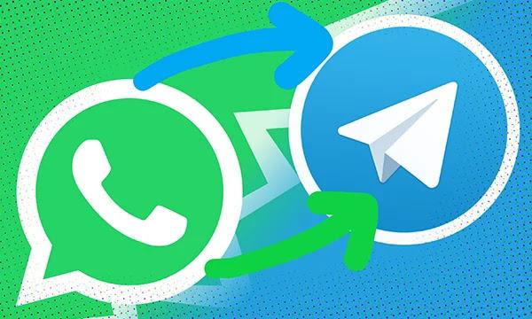 Comment pouvez-vous transférer facilement vos conversations de WhatsApp vers Telegram?