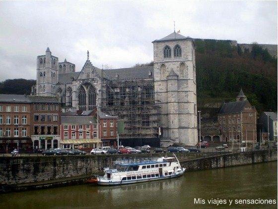 Catedral de Nuestra Señora de Huy, Valonia, Bélgica