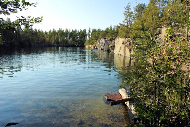 Pyhäjoki Rilike avolouhos